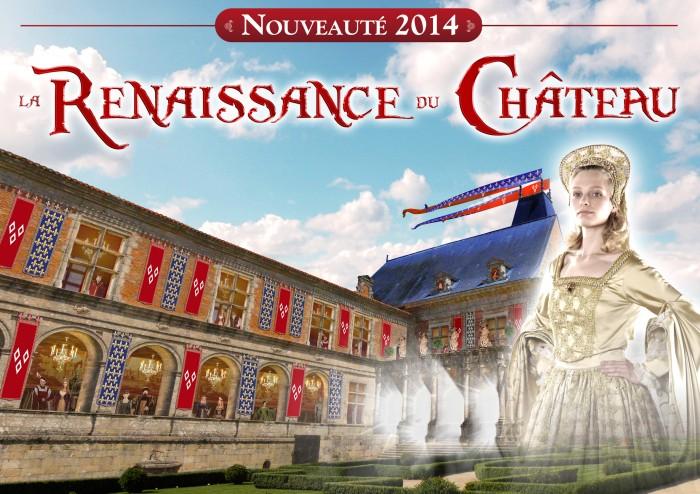 La Renaissance du Château spectacle du Puy du Fou