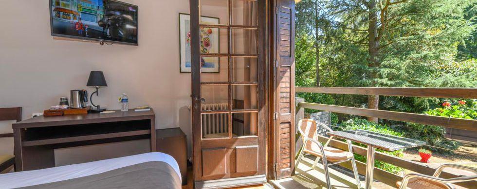 Chambre avec Wifi Canal+ RMC Sport en Vendée