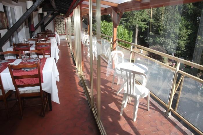 Restaurant en terrasse Saint Laurent sur Sèvre en Vendée