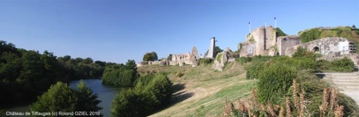 Visite du Château de Tiffauges