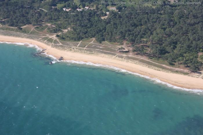 L'ile d'Yeu et ses plages