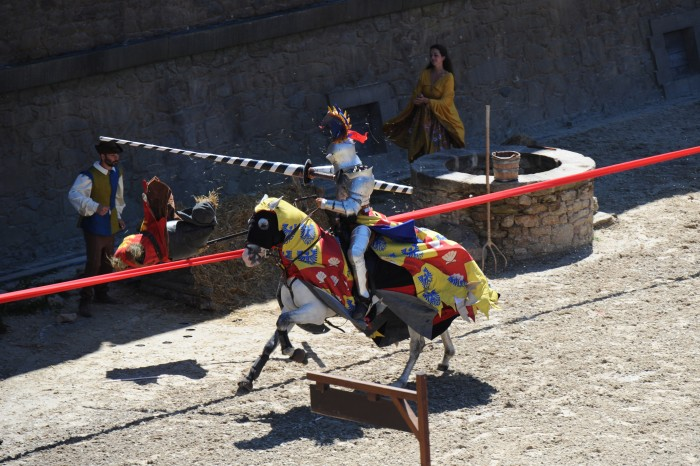 Puy du Fou Le Secret de la Lance The Secret of the Lance