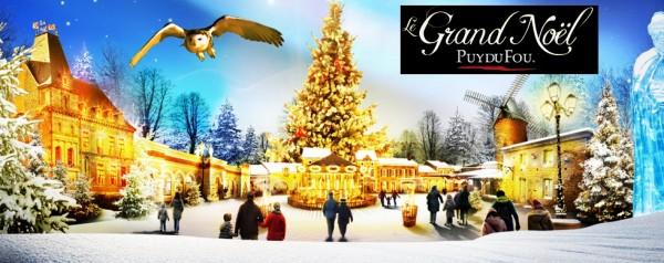 Grand Noel au Puy du Fou