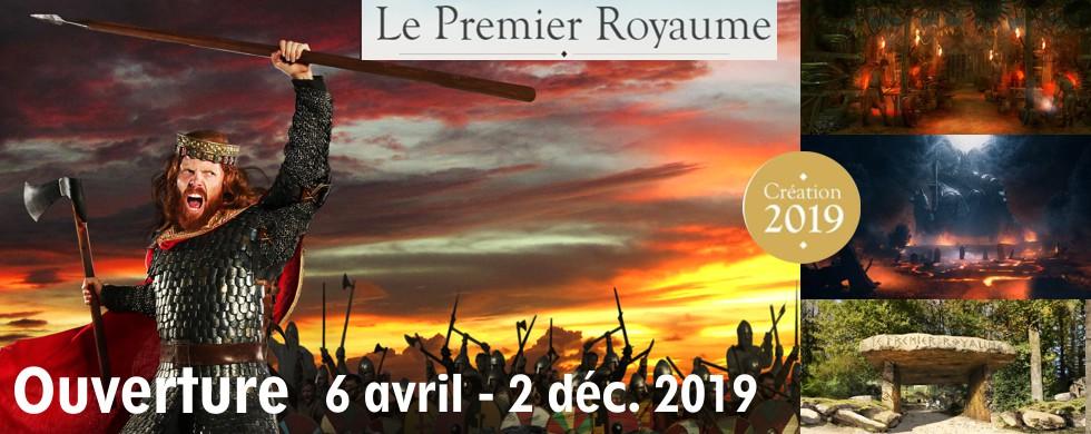 Le premier royaume spectacle 2019 du Puy du Fou