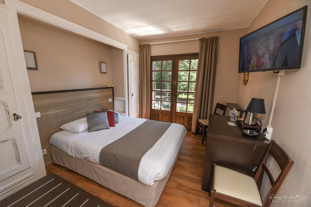 Chambre n° 3 hotel avec chambre Wifi